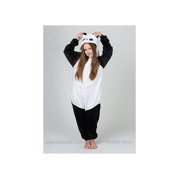 Пижама кигуруми детская 120-140 рост разные