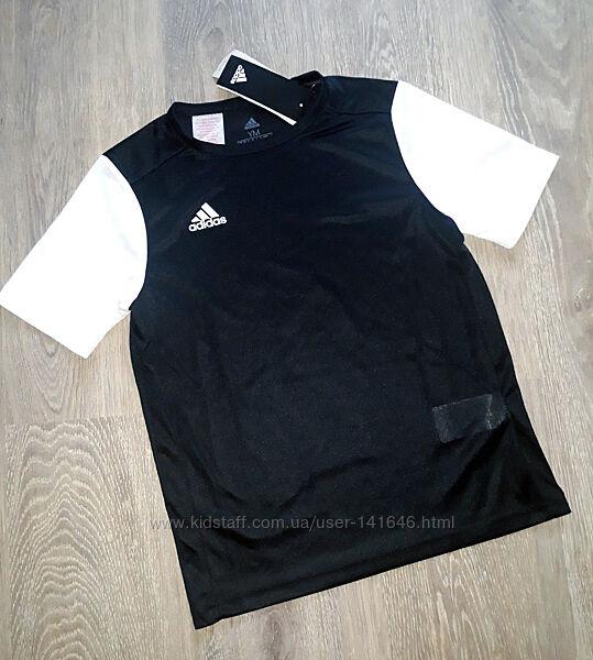Оригинальная футболка Adidas на мальчика 146/152 рост