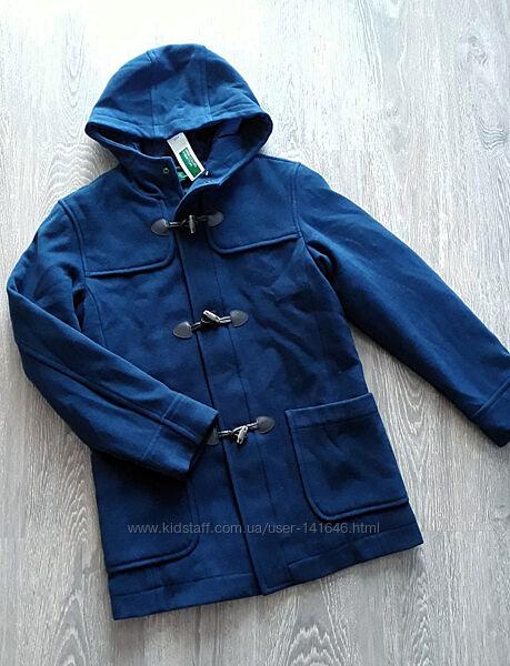 Детское пальто Benetton Италия 11/12 лет