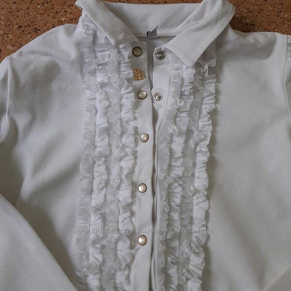 блузки школьные Смил Smil р.146-152