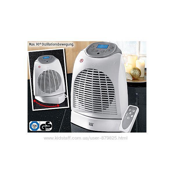 Тепловентилятор вентилятор, обогреватель, конвектор электрический EasyHome