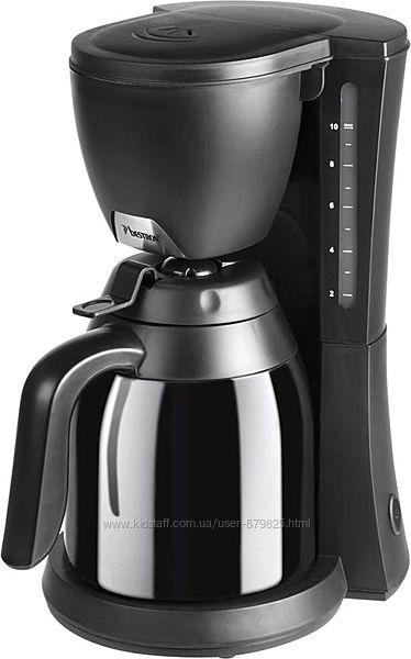 Кофеварка капельная Bestron кофемашина из Германии, гарантия