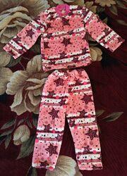 Пижама махровые новая