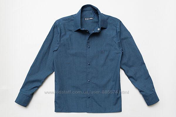 Рубашка для мальчика под джинс OR7-22-2