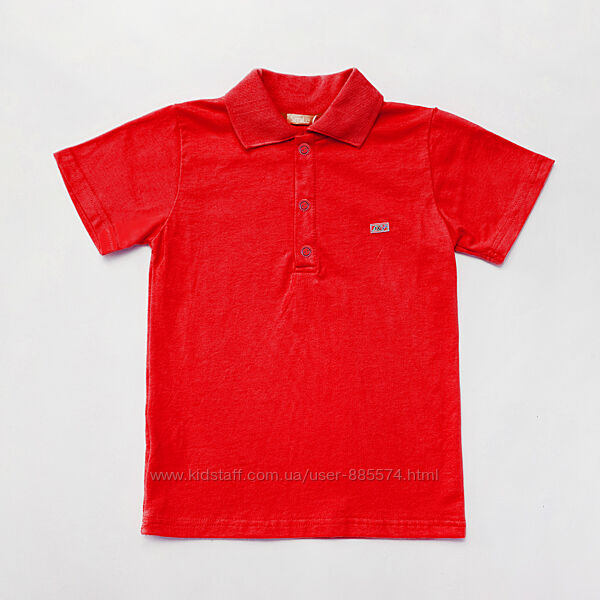 Тенниски, рубашки поло для мальчиков короткий рукав