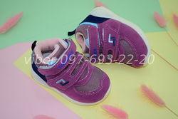 Кроссовки на девочку хайтопы Jong Golf арт. 30040-9 кеды р. 19-24 кросівки