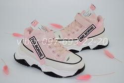 Хайтопы на девочку ботинки демисезонные Kimboo арт. 965-3 кеды р. 31-37