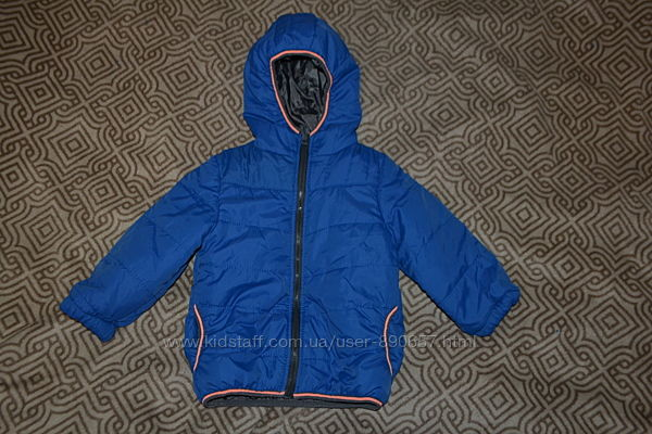 демисезонная курточка pepco 3-4 года рост 98-104 Германия