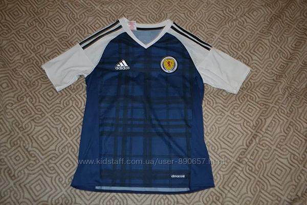 Новая термо футболка Adidas climacool 13-14 лет рост 158-164 оригинал