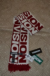 Новый мужской шарф Vision USA
