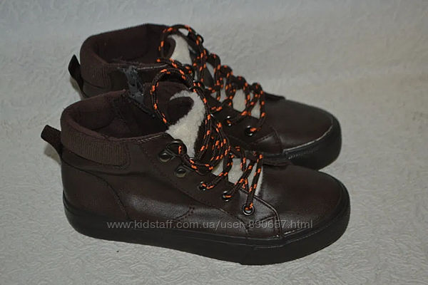 Новые демисезонные ботинки кроссовки Primark 19.5 см 30 размер