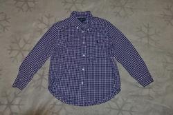 Рубашка Ralph Lauren 5 лет рост 110 оригинал