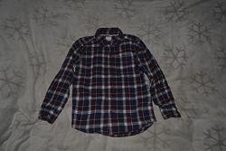 Байковая рубашка Carter&acutes 8 лет рост 128 США