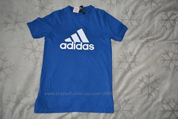 Футболка Adidas оригинал 12 лет рост 146-152