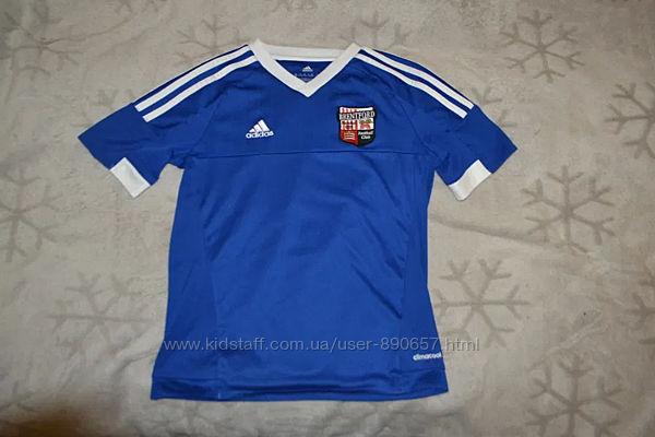 Футболка Adidas climalite оригинал 11-12 лет рост 146-152