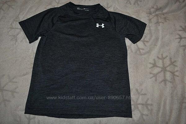 спортивная термо футболка Under armour 11-12 лет рост 146-152 оригинал