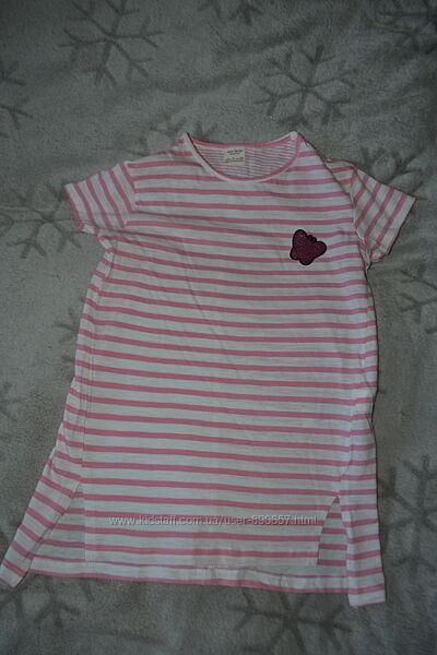 новая футболка Zara 8 лет рост 128