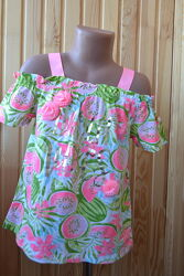 новая футболка Tommy Bahama 3-4 рост 98-104 США
