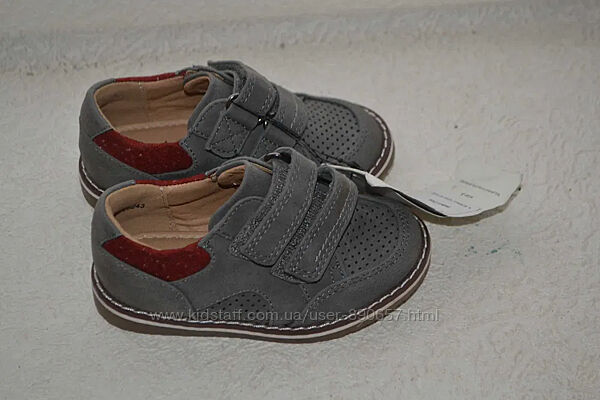 новые туфли мальчику Tu 14 см 22 размер Англия