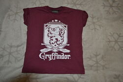 футболка Гарри Поттер девочке 8-9 лет рост 128-134 оригинал