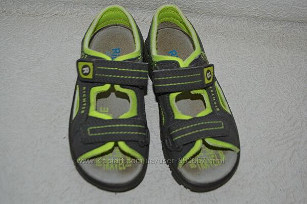 босоножки сандалии Richter 18 cм 28 размер Германия