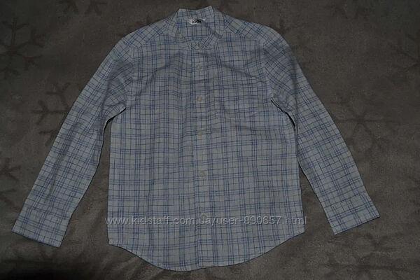 новая рубашка M&Co 6 лет рост 116 Англия