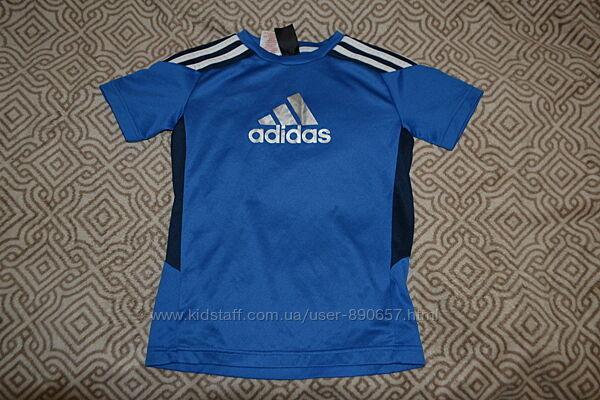 термо футболка Adidas climalite оригинал 9-10 лет рост 134-140