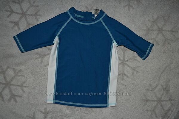 солнцезащитная футболка M&S 2-3 года рост 92-98