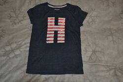 футболка Tommy Hilfiger рост 140 на 10 лет оригинал
