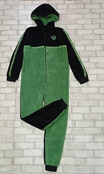 Пижама человечек флис 14-15лет 170 рост Primark
