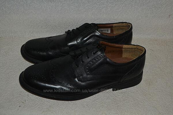 мужские туфли Georgio Oliver кожа 30.5 см 45-46 размер