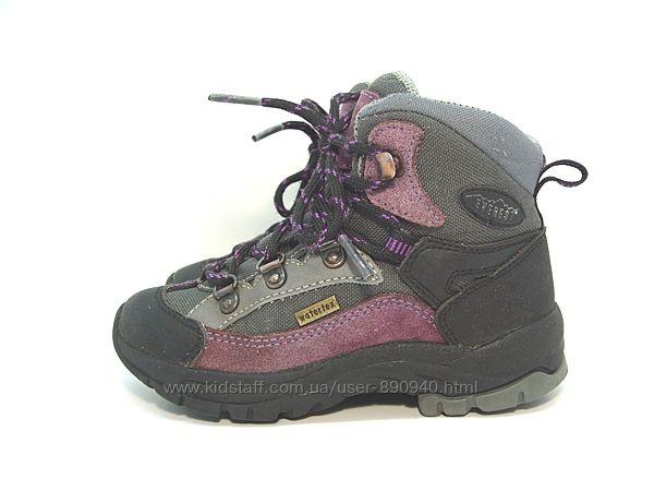 Детские замшевые ботинки EVEREST р. 28-29