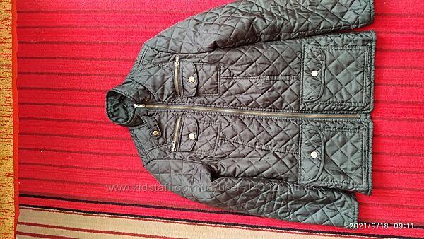 Куртка пиджак стеганка демисезонная New Look, р. EU 36, UK 6