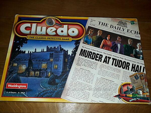 Настільна гра Cluedo
