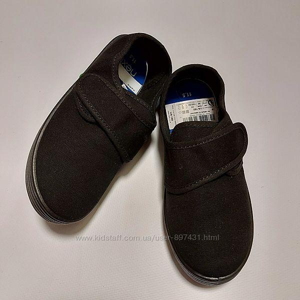 Парусиновые туфли  NEXT
