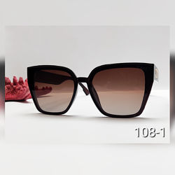 Жіночі сонцезахисні окуляри із поляризацієй