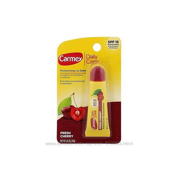 легендарные бальзамы для губ Carmex