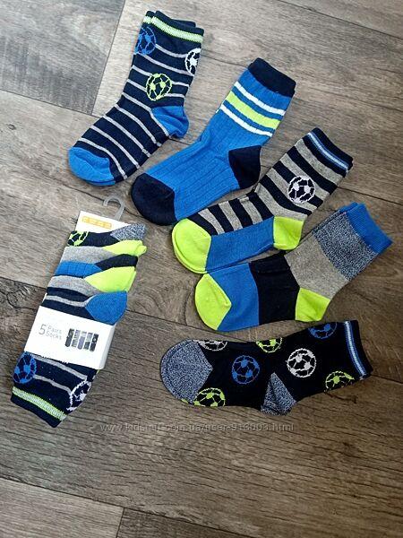 Новые носочки для мальчика р.23-42 модели и цвета разные Primark