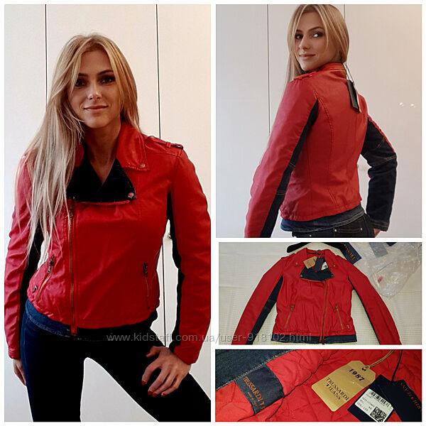 Стильная куртка Trussardi jeans, 44 разм, оригинал