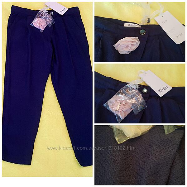 Стильные штаны Gaialuna на 6-7лет