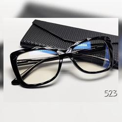 Женские компьютерные очки с flex дужками
