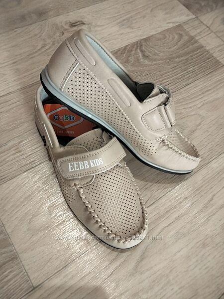 Туфли - мокасины EeBb 34 р