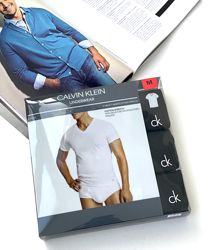 Комплект футболок мужских Calvin Klein Келвин Кляин Оригинал