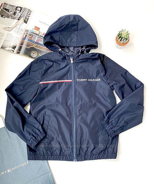 Вітровка жіноча, куртка-дощовик Tommy Hilfiger Оригінал