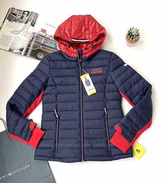 Куртка жіноча Tommy Hilfiger  Packable Lighweight Оригінал