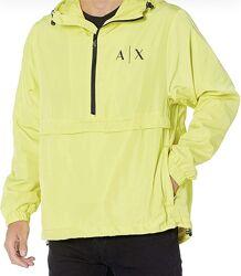 Анорак , вітровка , дощовик, куртка чоловіча Armani Exchange Оригінал
