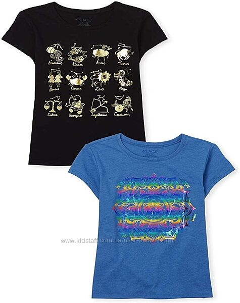 Набор футболок The Сhildrens place