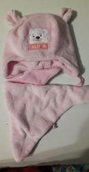 Зимний комплект для девочки ТМ Raster Размер - 38-40 62-68