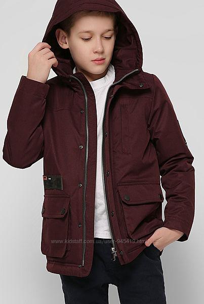 Куртка для мальчика, 36, 38 р. марсала