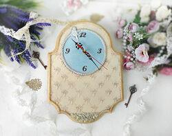 Часы настенные Пташка